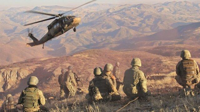 PKK'ya geçit yok!