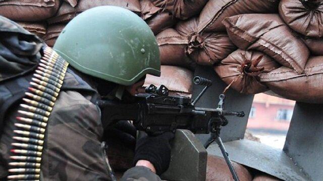 مقتل 94 إرهابيا خلال الأسبوع الجاري في عمليات للجيش شرقي تركيا