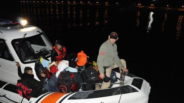 تركيا تضبط 20 أفغانياً إثر محاولتهم الهجرة غير الشرعية إلى اليونان