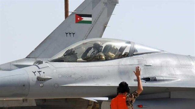 مصرع طيار أردني في تحطم مقاتلته خلال رحلة تدريبية