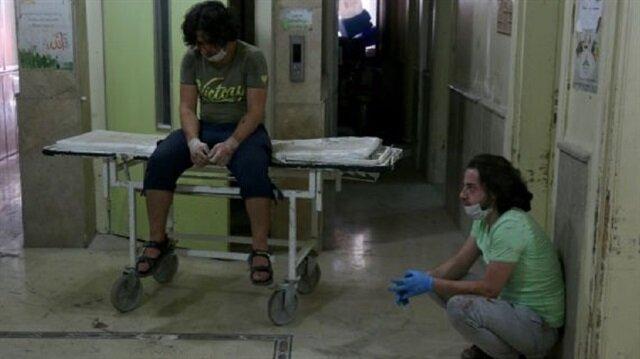 طبيب في حلب المحاصرة: أقبية المدينة تحولت لغرف عمليات