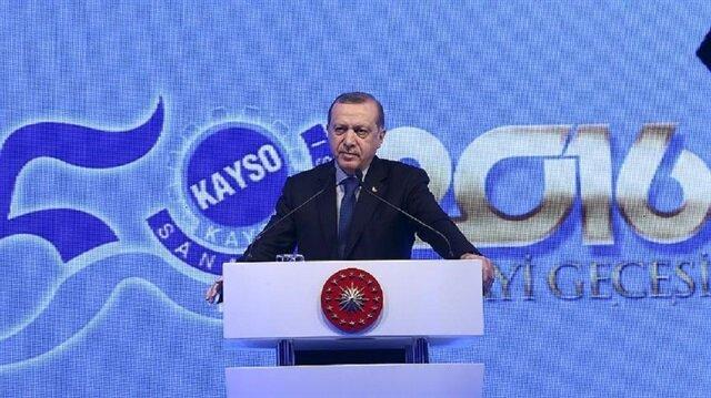 أردوغان: هناك جهات تسعى لإنجاح محاولة الانقلاب عبر سلاح الفائدة وسوق الأسهم