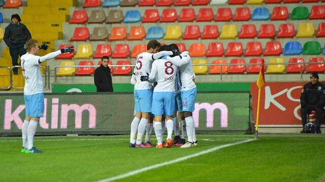Trabzonspor<br/>lige geri döndü