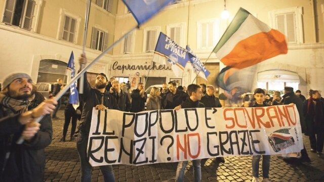 Brexit'ten sonra AB'ye İtalya darbesi
