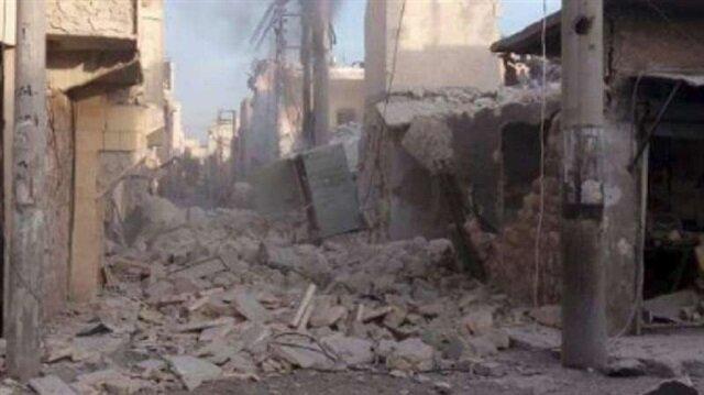 توثيق مقتل 30 مدنيًّا وأكثر من 100جريح بالقصف الروسي على حلب