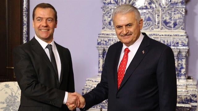 يلدريم: لدى تركيا وروسيا مسؤوليات كبيرة تجاه المنطقة