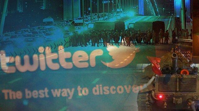 Twitter'dan 15 Temmuz ayıbı