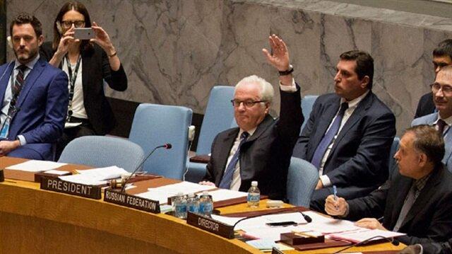 روسيا والصين عائق مزعج من جديد أمام مشروع قرار بمجلس الأمن بخصوص حلب