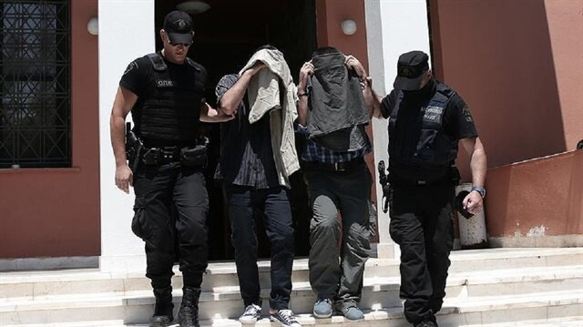 اليونان ترفض تسليم 3 انقلابيّين لتركيا