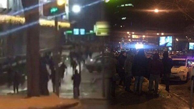 Kiev'de saldırıya uğrayan Beşiktaş taraftarı yoğun bakımda