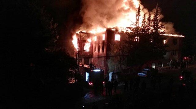 12 kişinin hayatını kaybettiği yurdun müdürü: Yangın tüpü yoktu
