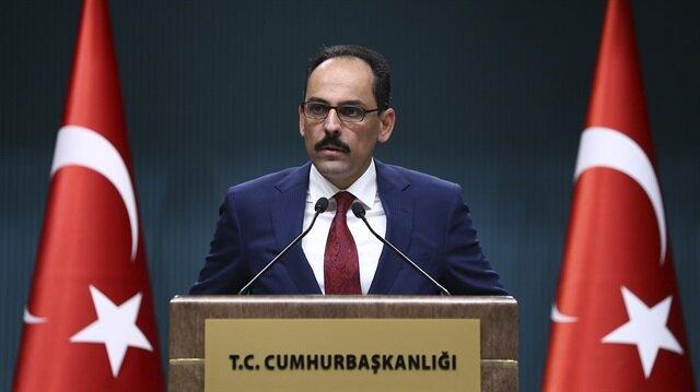 Turks will protect their economy, says Erdoğan aide