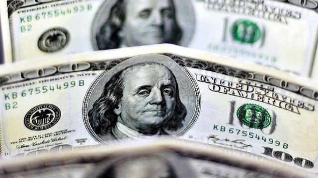 Dolar 3,40'ın altına geriledi