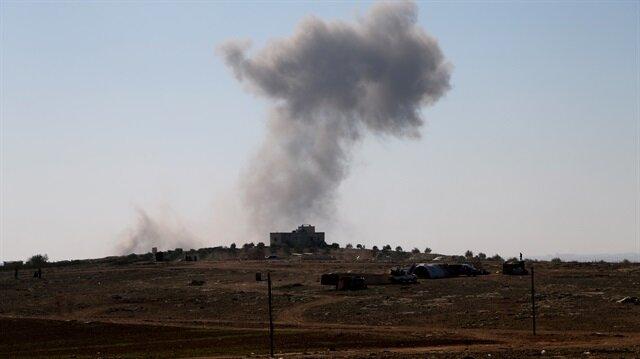 Turkish air strikes kill 23 Daesh terrorists in Syria's al-Bab region