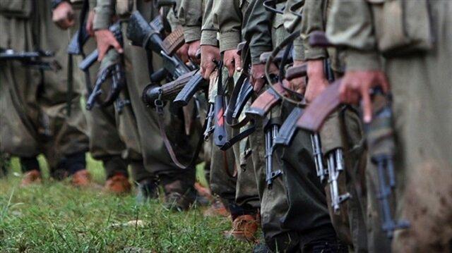 PKK terrorists leave N Iraq in panic over airstrikes