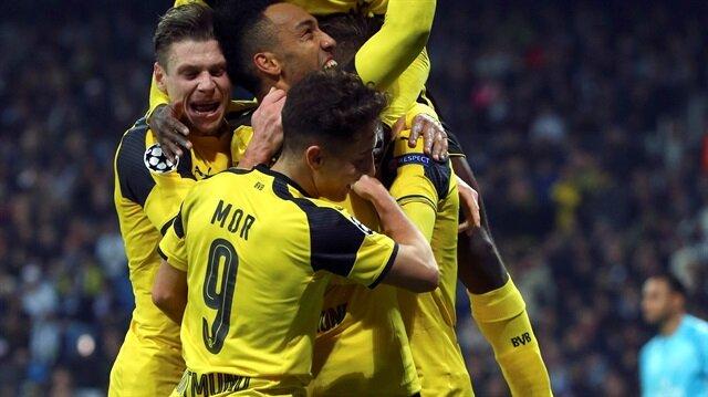 Emre Mor verdi, Dortmund lider turladı
