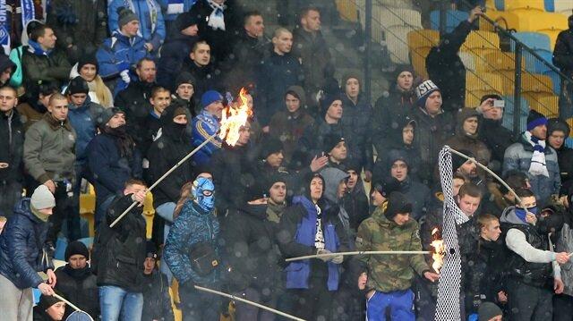 Kiev-Beşiktaş maçına UEFA soruşturması