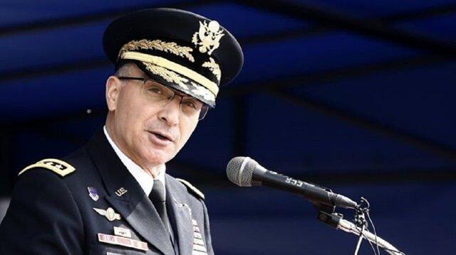 NATO Komutanı'ndan FETÖ'cü asker kaygısı