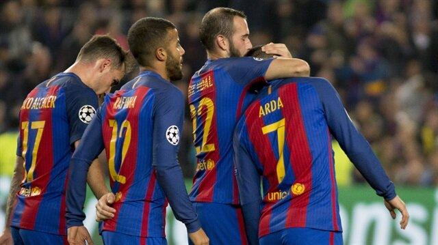 Barcelona'dan Chapecoense'ye destek