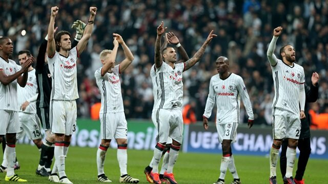 Beşiktaş'a UEFA'dan 35 milyon euro