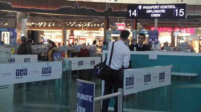 4 Alman diplomat yapılan uygulama sonrası uçağı kaçırdı