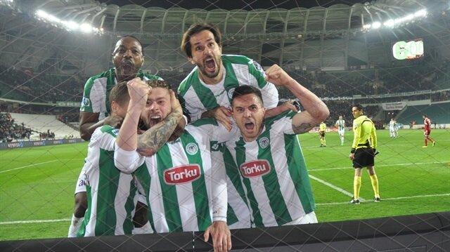 Konyaspor'un alacağı sonuç sıralamayı etkileyecek