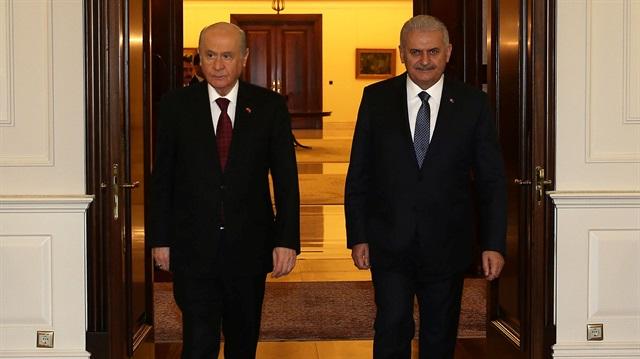 AK Parti ve MHP anayasada anlaştı