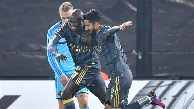 Feyenoord-Fenerbahçe: 0-1