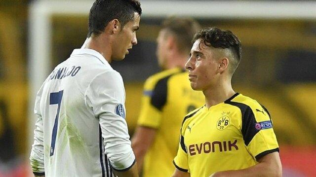 Ronaldo Emre Mor'a verdiği sözü tuttu