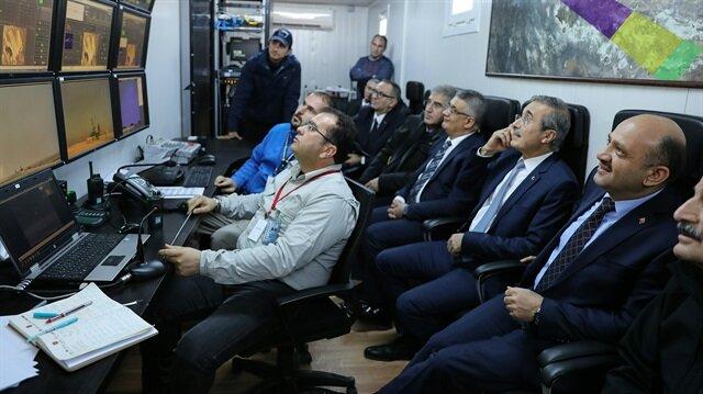 Bakan Işık yerli füze Hisar'ın testini izledi