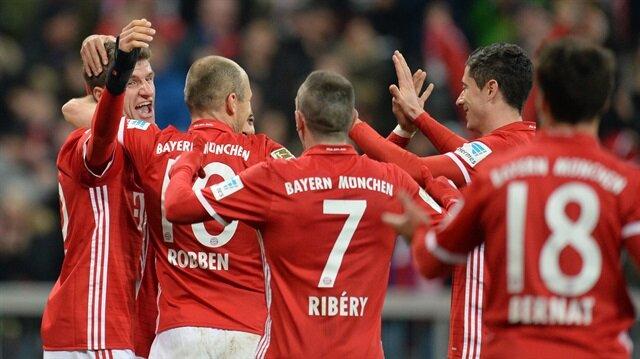 Bayern Arsenal'i önceden bildi