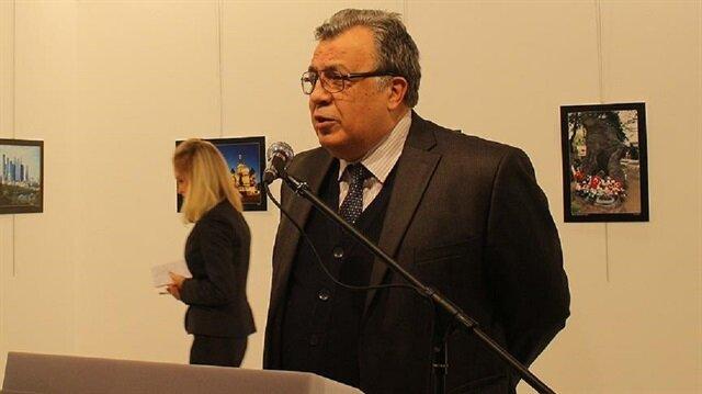Rusya'nın Ankara Büyükelçisi'ne suikast