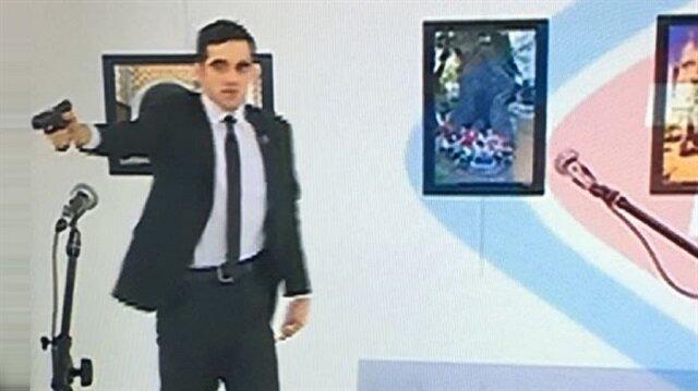 İşte Rus Büyükelçi'yi vuran saldırgan