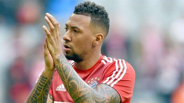 Bayern Münih'te Boateng 6 hafta yok