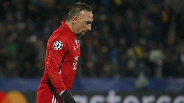 'Santos Ribery'i hayal ediyor'