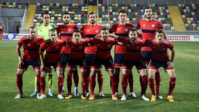 Altınordu'da 5 futbolcunun bileti kesildi