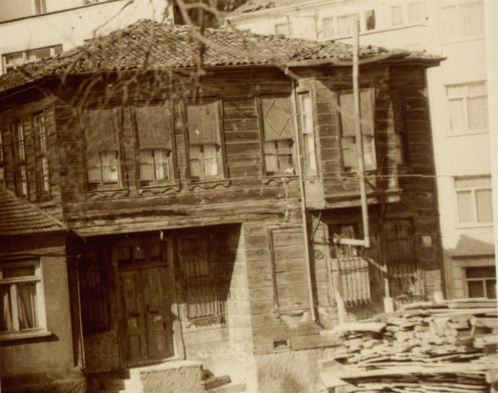 Karagümrük Atikali'deki evleri