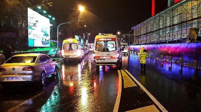 Ortaköy'deki terör saldırısına dünya tepki gösterdi