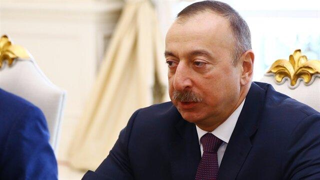 Aliyev: En sert şekilde mücadeleyi destekliyoruz