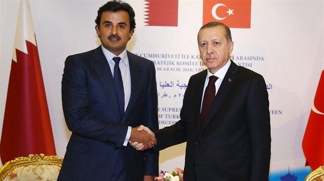 Katar: Türkiye'nin tüm çabalarını destekliyoruz