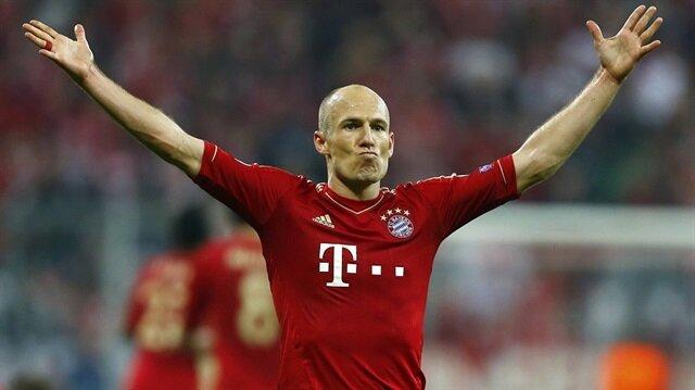 Robben: Bayern'e gitmek kariyerimin en zor kararıydı