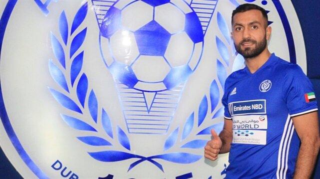 Sivassporlu Oumari, BAE Ligi takımlarından Al Nasr'a transfer oldu.