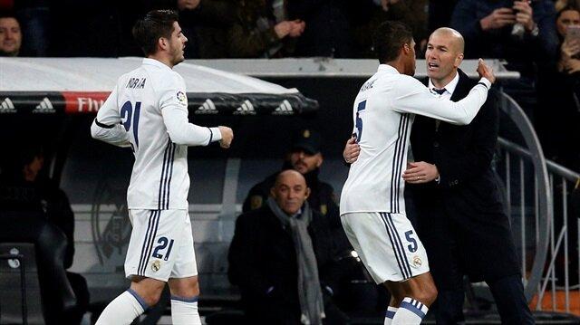 Real Madrid 38 maçtır yenilmiyor