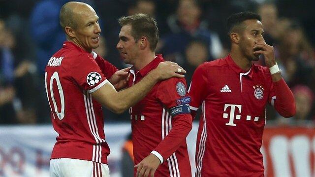 Bayern Münih'te Thiago sakatlandı