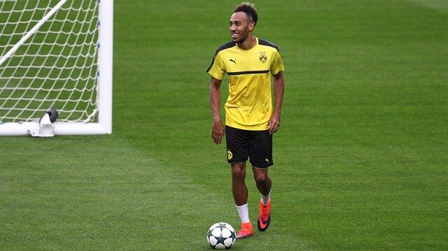 Bundesliga'nın en iyi futbolcusu Aubameyang