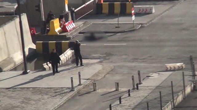 Gaziantep'te Emniyet Müdürlüğü'ne saldırı: Olay yerinden ilk görüntüler