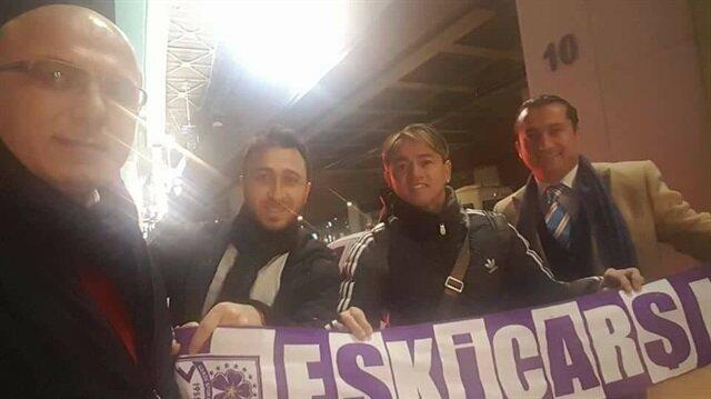 Türk futbolseverlerin Ankaraspor'dan tanıdığı Jaba, Bölgesel Amatör Lig takımlarından Gebzespor'a transfer oldu.
