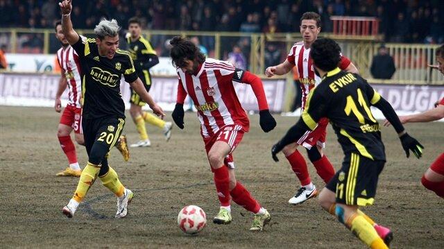 Yeni Malatyaspor-Sivasspor: 0-0
