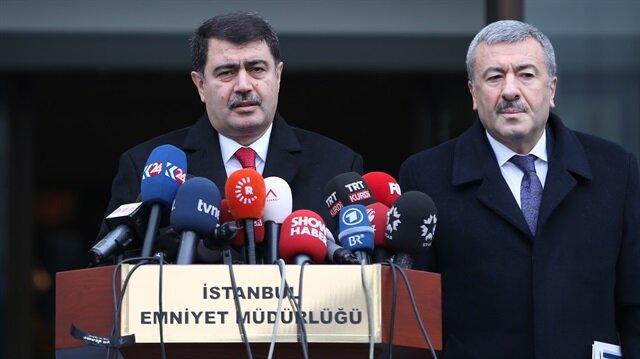 Vali Şahin: Terörist suçunu kabul etti