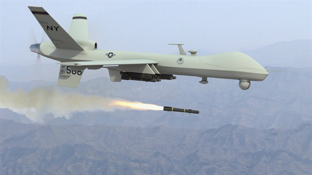 ABD El Bab'da TSK'nın bildirdiği DEAŞ hedeflerini vurmamış